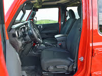 2020 Jeep Gladiator Overland Black Cloth Front Seats, gallery_worthy
