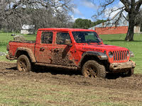 2020 Jeep Gladiator Rubicon Firecracker Red, gallery_worthy