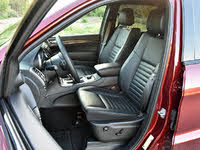 2019 Jeep Grand Cherokee Limited X Black Leather Front Seats, gallery_worthy