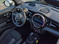 2019 MINI Cooper, 2019 Mini John Cooper Works Hardtop Knight's Edition Dashboard, gallery_worthy