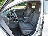 2019 Hyundai Ioniq Hybrid SEL Black Cloth Front Seats, gallery_worthy
