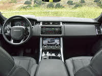 2020 Land Rover Range Rover Sport Plug-in Hybrid Dashboard, gallery_worthy