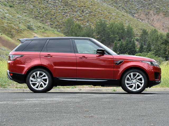 2020 Land Rover Range Rover Sport Plug-in Hybrid Firenze Red, gallery_worthy