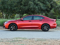 2020 Acura TLX PMC Edition Side View, gallery_worthy