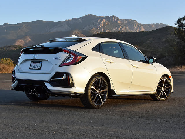 2020 Honda Civic Hatchback Sport, Touring, Price | 2019 ...