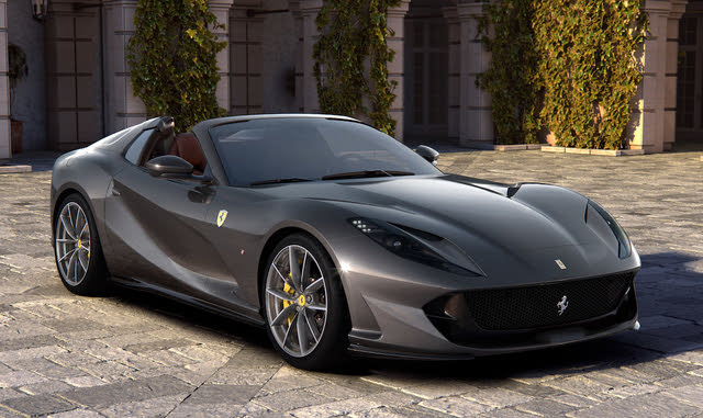 2020 ferrari 812 superfast - overview
