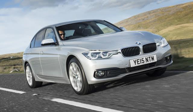 BMW 3 Series (2012-2018)