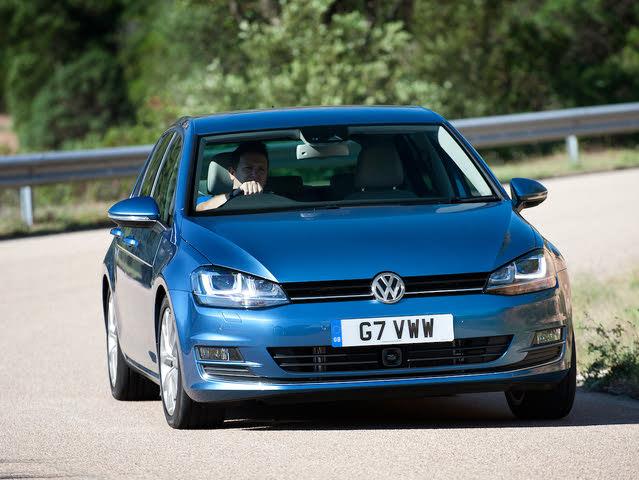 Volkswagen Golf (2013-2019)