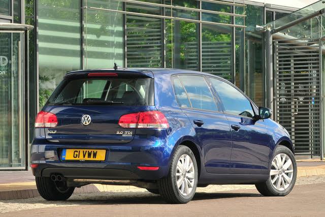 2009-2012 Volkswagen Golf