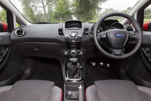 Ford Fiesta (2008-2017)