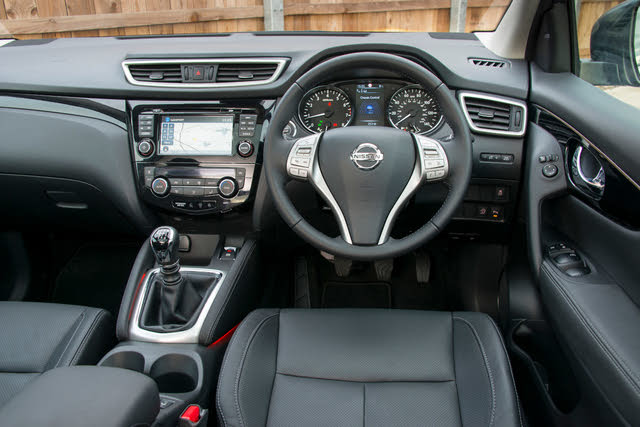 2013-2019 Nissan Qashqai