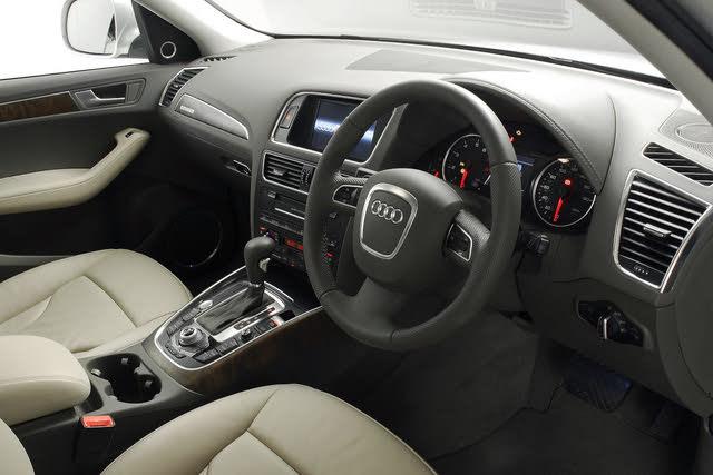 2008-2017 Audi Q5