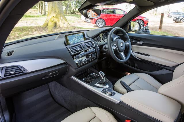 2011-2019 BMW 1 Series