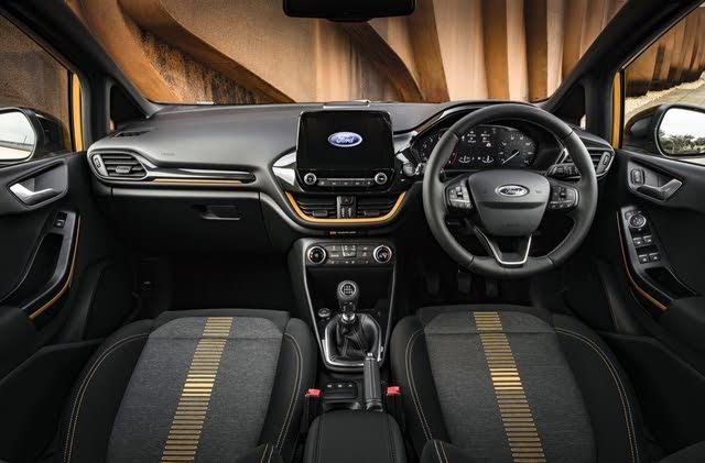 Ford Fiesta (2018-2021)