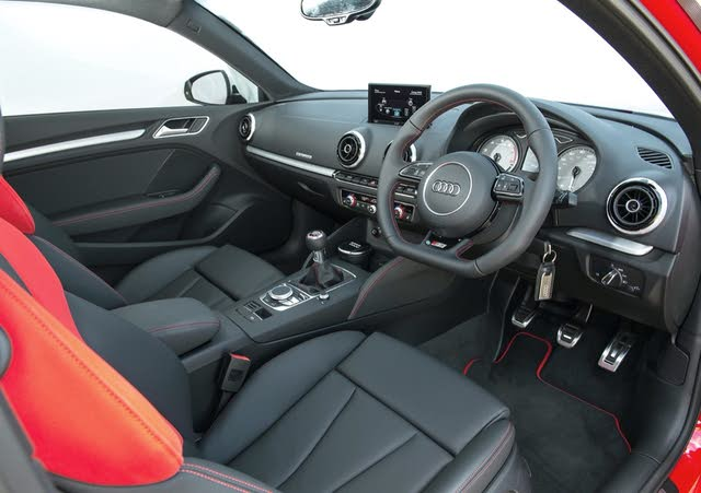 2012-2019 Audi A3
