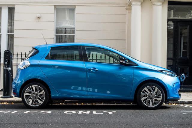2013-2020 Renault Zoe