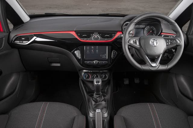 Vauxhall Corsa (2014-2019)