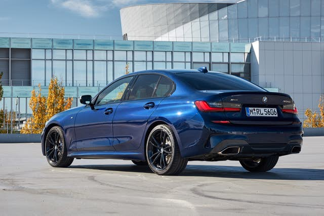 BMW 3 Series (2019-2021)