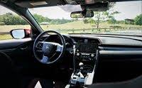 2020 Honda Civic Si interior view, interior, gallery_worthy