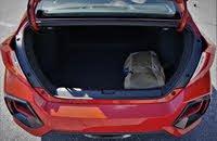 2020 Honda Civic Si trunk space, interior, gallery_worthy