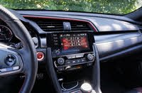 2020 Honda Civic Si touchscreen, interior, gallery_worthy