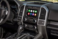2020 Ford F-150 touchscreen, interior, manufacturer, gallery_worthy