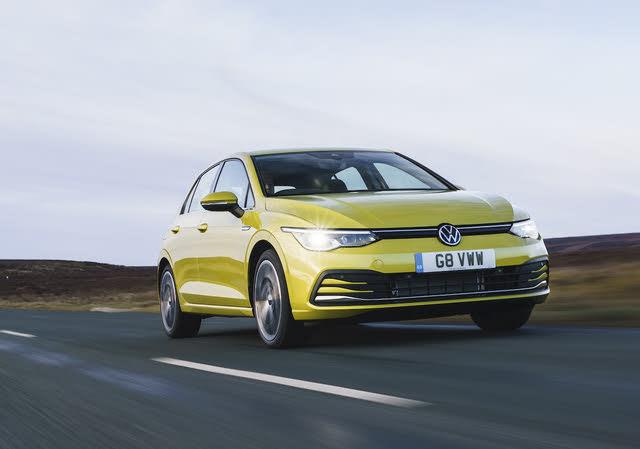 Volkswagen Golf Mk8 (2020-2021)