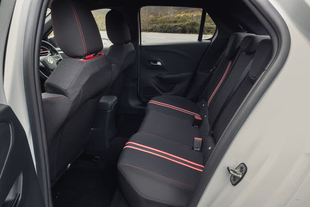 2020-2020 Vauxhall Corsa