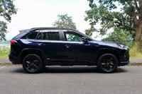 2020 Toyota RAV4 Hybrid profile, exterior, gallery_worthy