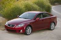 2007 Lexus IS Picture Gallery