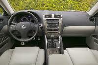2007 Lexus IS, Lexus IS, interior, manufacturer, gallery_worthy