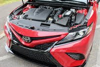 2020 Toyota Camry TRD engine compartment, engine, gallery_worthy