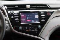 2020 Toyota Camry TRD infotainment, interior, gallery_worthy