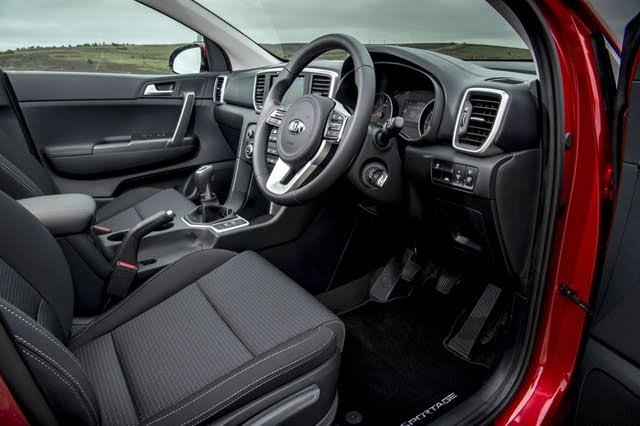 Kia Sportage Mk4 (2015-2021)