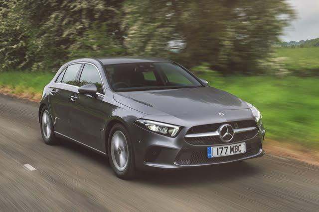 Mercedes-Benz A-Class (2019-2021)