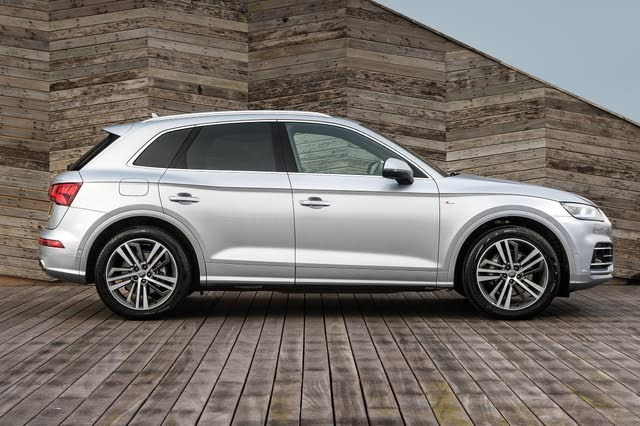 Audi Q5  (2018-2021)