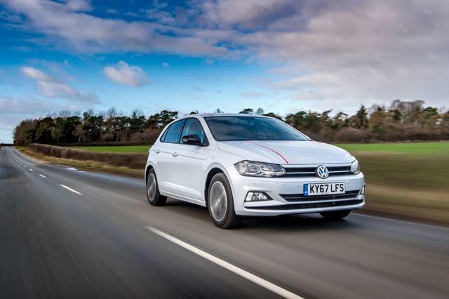 Volkswagen Polo  (2018-2020)