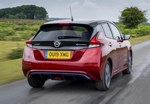2017-2020 Nissan Leaf