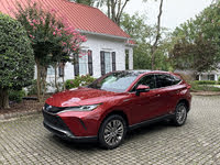 2021 Toyota Venza front, gallery_worthy