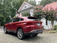 2021 Toyota Venza rear, gallery_worthy