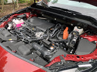 2021 Toyota Venza hybrid four-cylinder engine, gallery_worthy