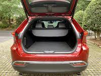 2021 Toyota Venza trunk, gallery_worthy