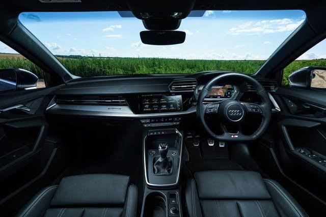 Audi A3 Mk4 (2020-2021)