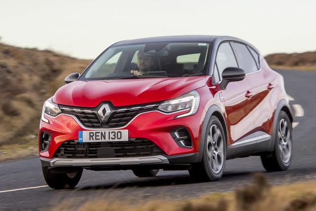 2020-2020 Renault Captur