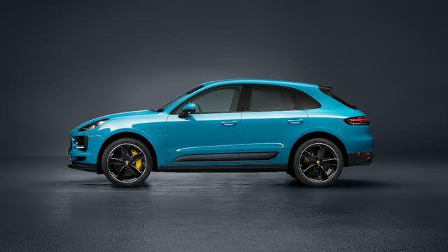 2014-2020 Porsche Macan