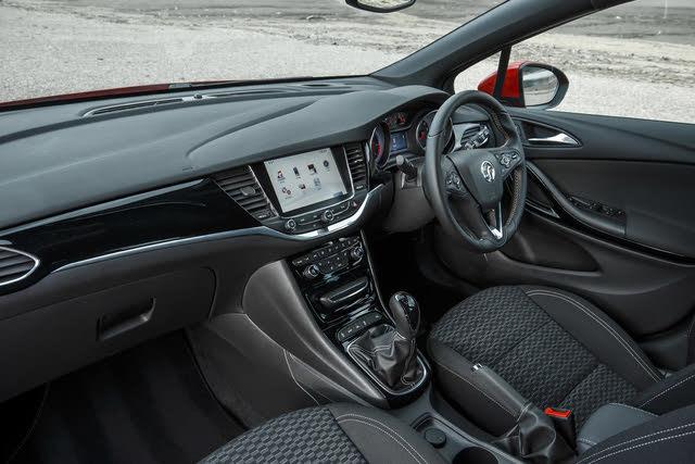Vauxhall Astra (2015-2021)