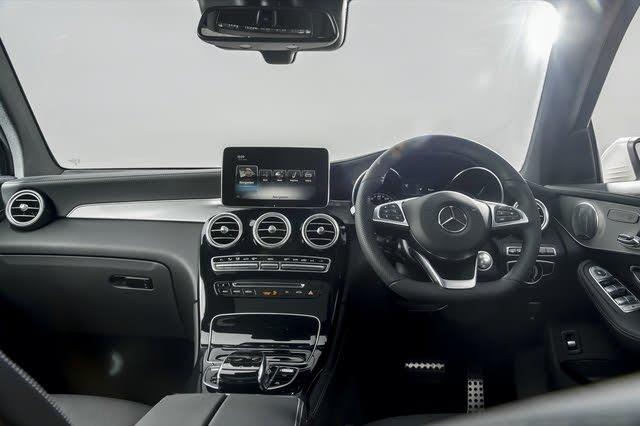 Mercedes-Benz GLC-Class Mk1  (2015-2020)
