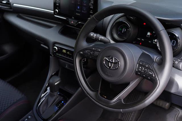 Toyota Yaris (2021- )