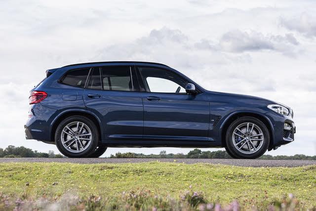 BMW X3 G01  (2018-2020)