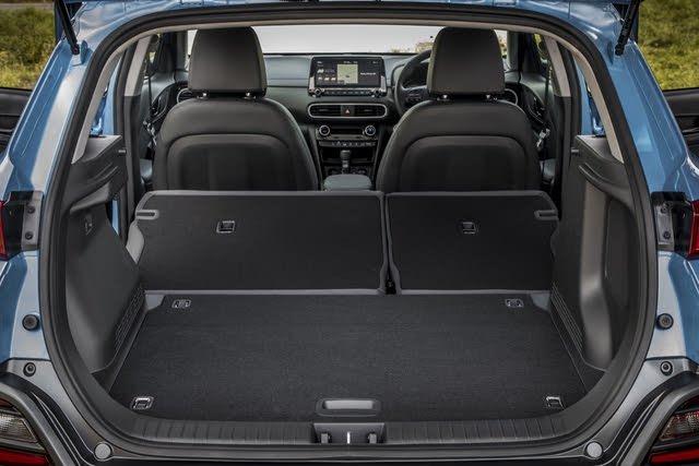 Hyundai Kona  (2017-2020)